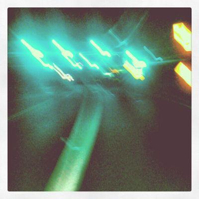 Walking home at 3am