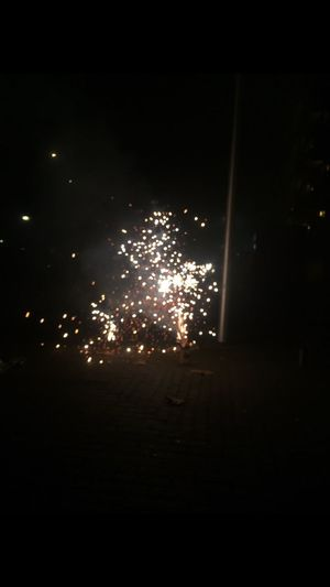 Fireworks Firework Fontain Fireworks Bookeh Effect Bokeh Photography Bokeh Firework Night 2017 Sparks Celebration Firework Display Exploding Outdoors No People Burning