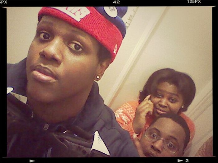We was Coolin !!!