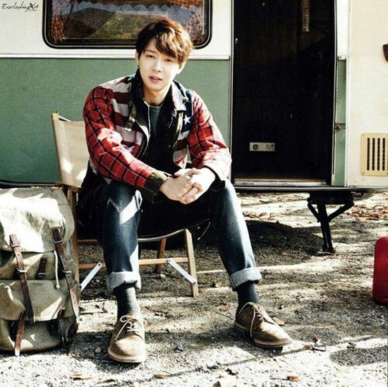 Park yoochan love you♥