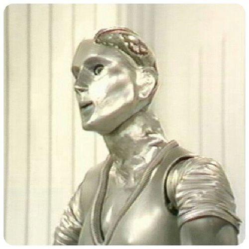 Kamelion ou le robot flippant... PlanetOfFire DoctorWhoClassic