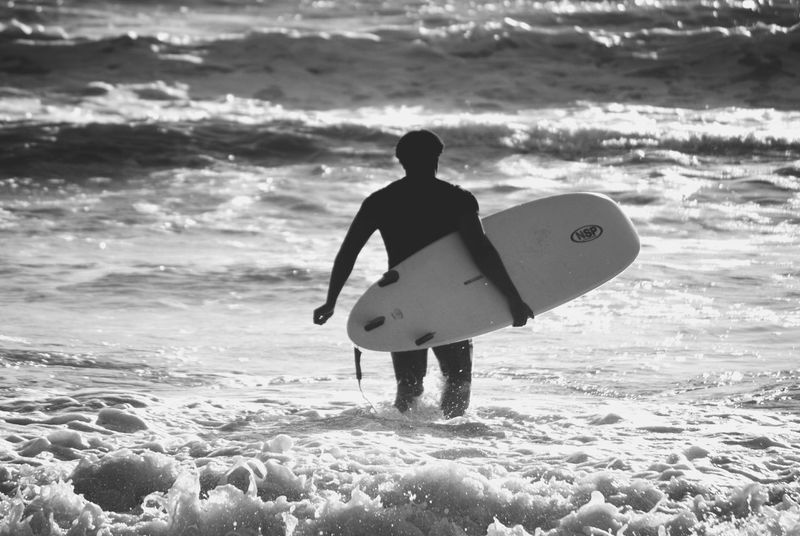 Taking Photos Beach See What I See My Art The World Around Me Ocean Waves Surfing Surf From My Point Of View