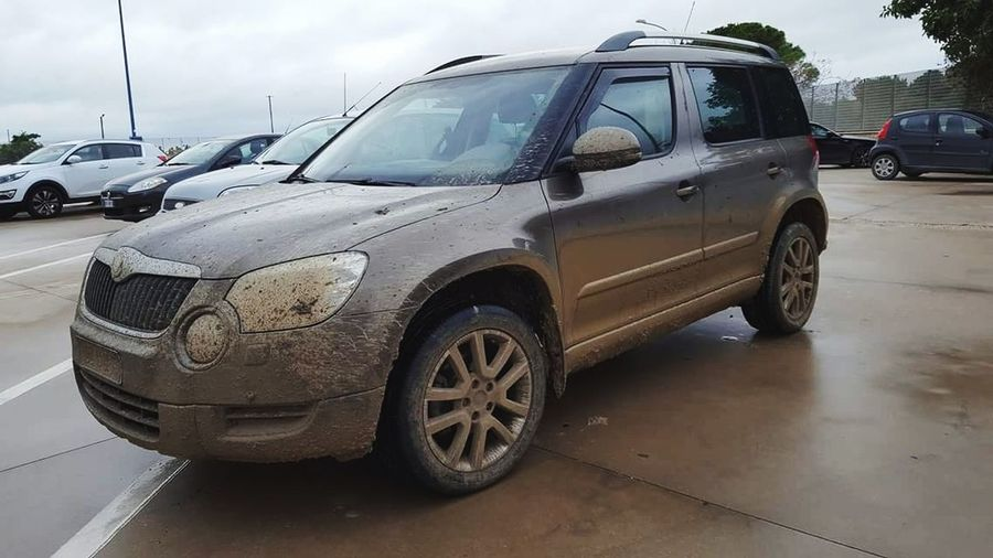 Skoda Yeti 4x4 Dust Car Skodayeti Adventure