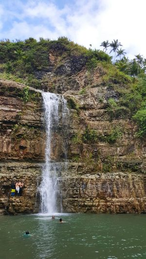 Water Outdoors Splashing Nature Waterfall Small Falls Beauty In Nature Love The Outdoors Freshness