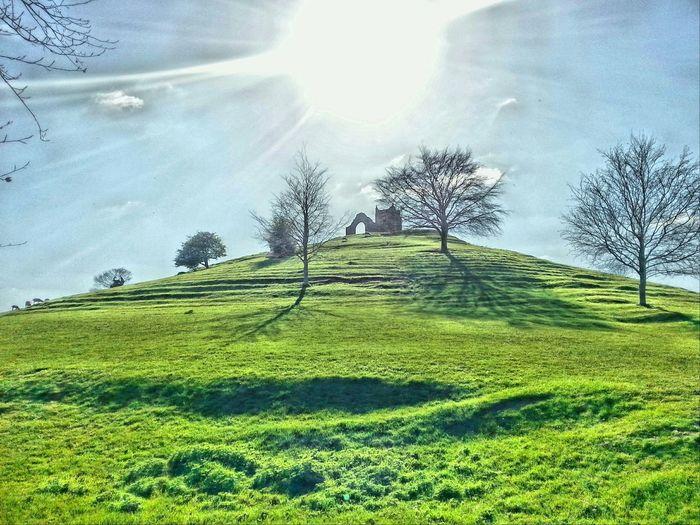 St Michaels Burrow Bridge Somerset Taking Photos Nature On Your Doorstep United Kingdom Sunrays Edit Photo