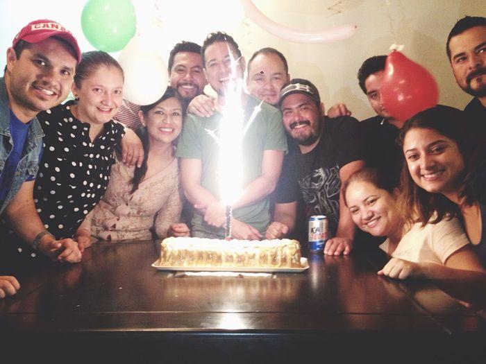 Cumpleaños Birthday Birthdayboy Amigos Friends ¡felicidades Cayito, te queremos! 🎉🎆🎈