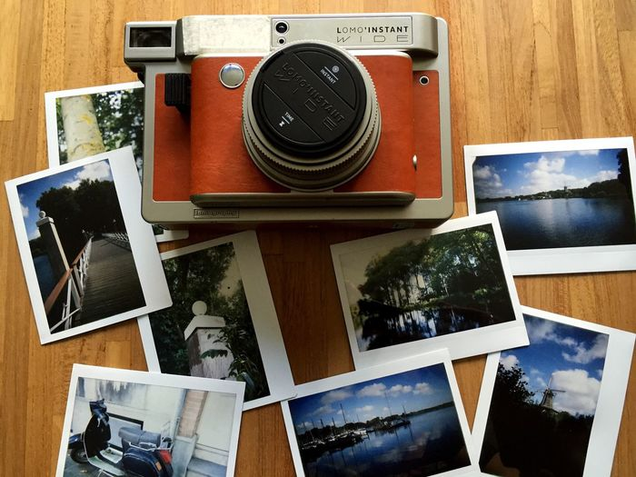 Time to play! Lomo Instant Wide Film Photography Instant Photography Cameraporn