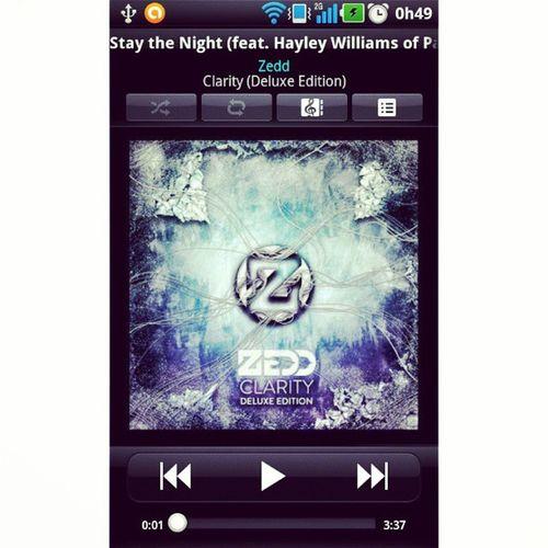 I loved *-* Zedd Hayley Music Now me clarity now