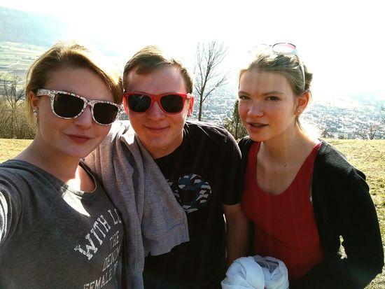 Hello World Spring Sun Summer Family BBC Barbecue Selfie Abitur Abi