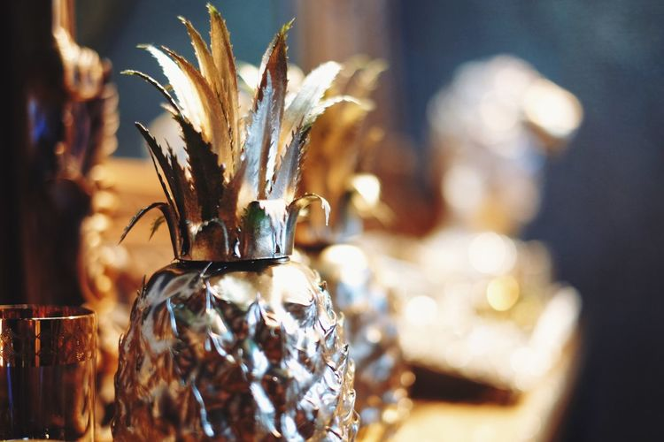 Golden pineapple 43 Golden Moments Gold Luxury Luxurylifestyle  Interior Design King Design Life Lifestyles