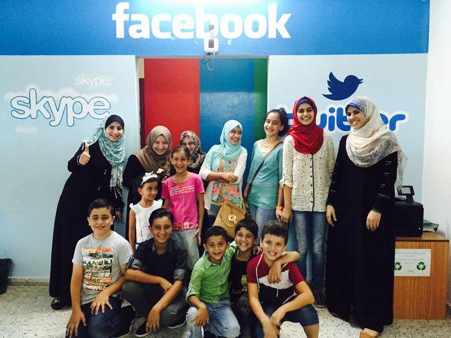 Entrepreneurship community is growing up in Gaza! Check This Out That's Me Taking Photos Gazavalley Gazastartups Hello World Gaza Gazakids Kids TheWeekOnEyeEM