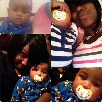 My Baby Keon & I