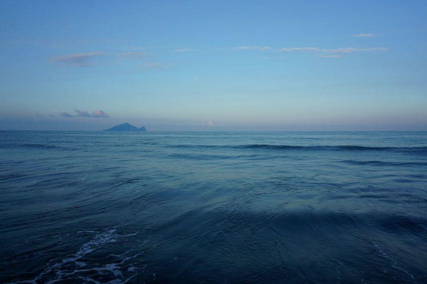 Pacific Ocean Yilan Yilan,Taiwan Relaxing Enjoying Life Hanging Out Sky Blue