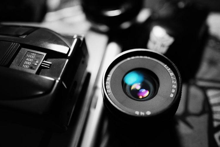 中徕22mm Zonlai中徕 FUJIFILM X-T2 Fuji 16mm F1.4 Technology Lens - Optical Instrument Camera - Photographic Equipment Close-up Photography Themes Indoors  Lens - Eye Photographic Equipment Camera