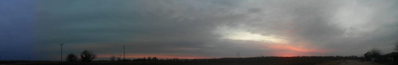 sunset Natures