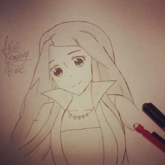 Drawanime Drawing Animecute Anime animegirl