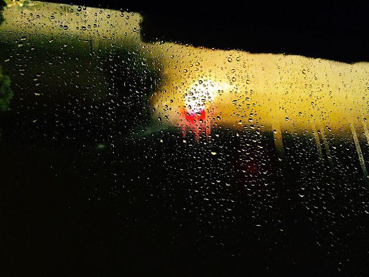 Rain Water Window Windows Water Droplets Waterdrops
