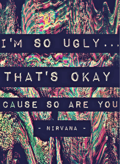 Nirvana Kurt Cobain Lithium Song