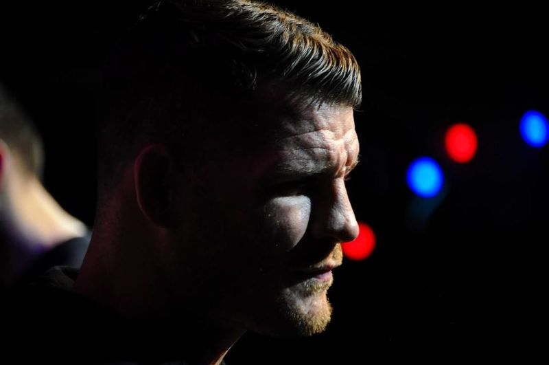 Michael Bisping at UFC Glasgow Michael Bisping UFC UFC Champion UFC FIGHT NIGHT UFC Glasgow Adult Adults Only Close-up Headshot Mature Adult Night One Man Only One Mature Man Only One Person Only Men People Side View