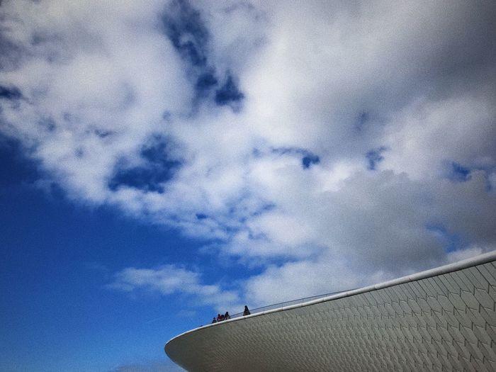 Rooftop Modern