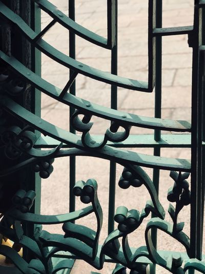 Metal No People Security Day Protection Close-up Safety Outdoors Boundary Wrought Iron Nature Focus On Foreground Backgrounds Fence Railing Architecture Full Frame Gate Barrier Pattern