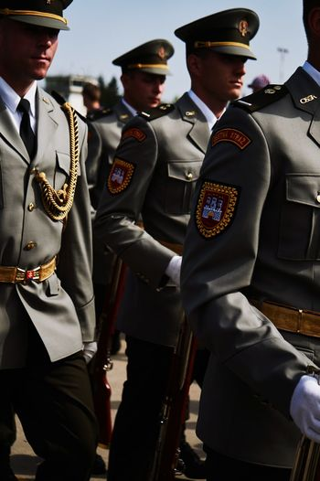 Uniform Military Uniform Only Men Outdoors Men Army Soldier Military People Day Army Guard Guard Of Honor Honor Summer Sunny Colorful Slovakia Army Cadets Army Men Army National Guard Army Base Soldiers National Guard National Nationalguard