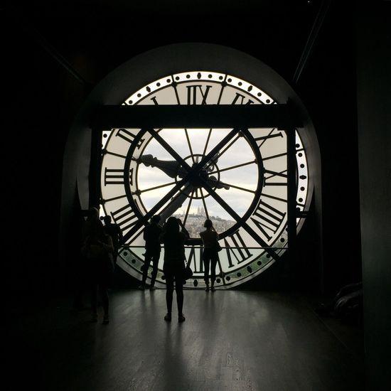 Paris Architecture Museum Orsay