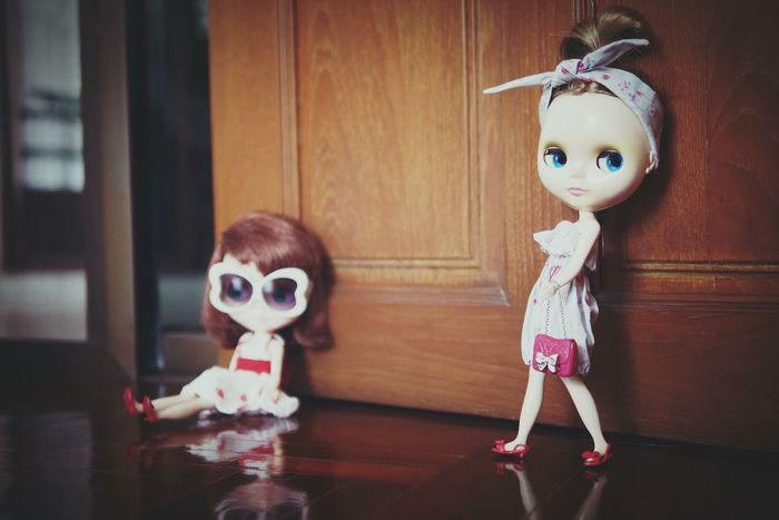 Childhood Animal Representation One Person Girls Indoors  Real People Home Interior Stuffed Toy Child Lifestyles Day Human Body Part Halloween People Blythe Blythe Doll Blythedoll Doll Dolls Doll Photography Dollphotogallery Dollphoto EyeEm Best Shots Eye4photography  EyeEm Gallery