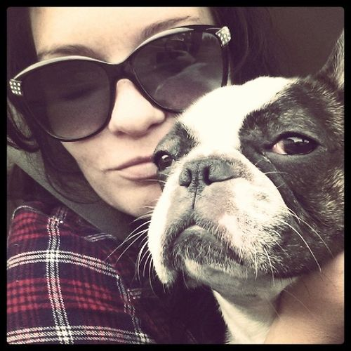 <3 Cali Frenchie Frenchie doglover A Girl And Her Dog