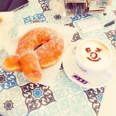 Ultima colazione da maturande 🚫 Yesterday Breakfast Cappucino Chebontà Delicious Solocosebelle Amiche Paramiparasiempre Fine Scritti ✌