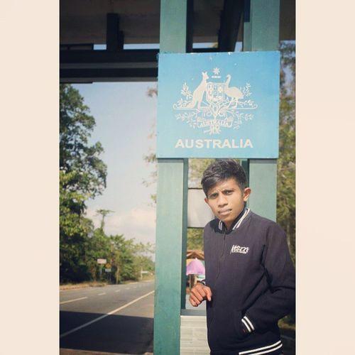 Now, I was here =D Australia Holiday Hunting Indonesian_people