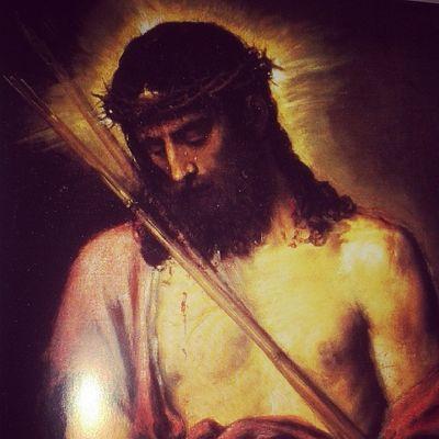 Meraviglioso... Tiziano Tizianovecellio Jesus Eccehomo
