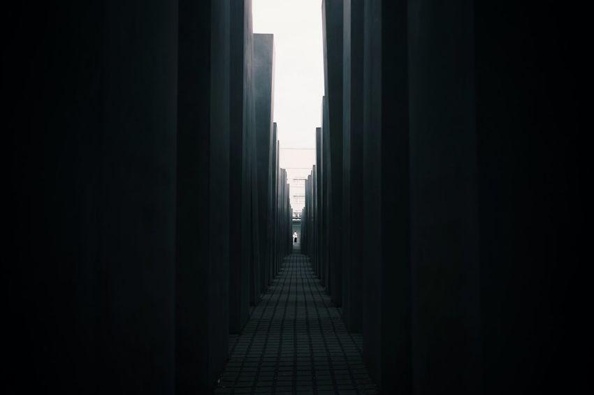 Silence Architecture Minimalism Melancholic Landscapes Streetphotography