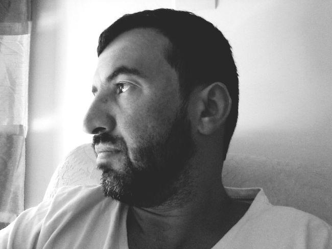 Selfportrait Black&white Beards EyeEmBrasil