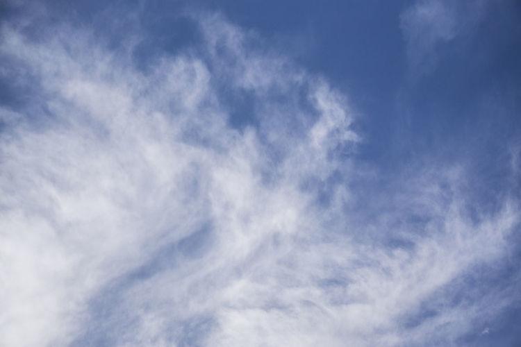 Light Clouds Blue Sky Blue Cluody_sky