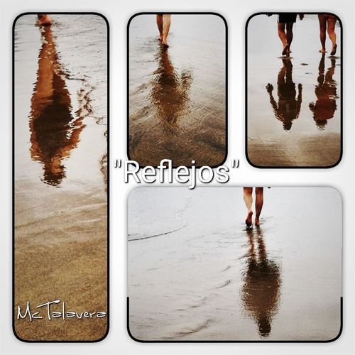 Reflejos Beach 😎 Water