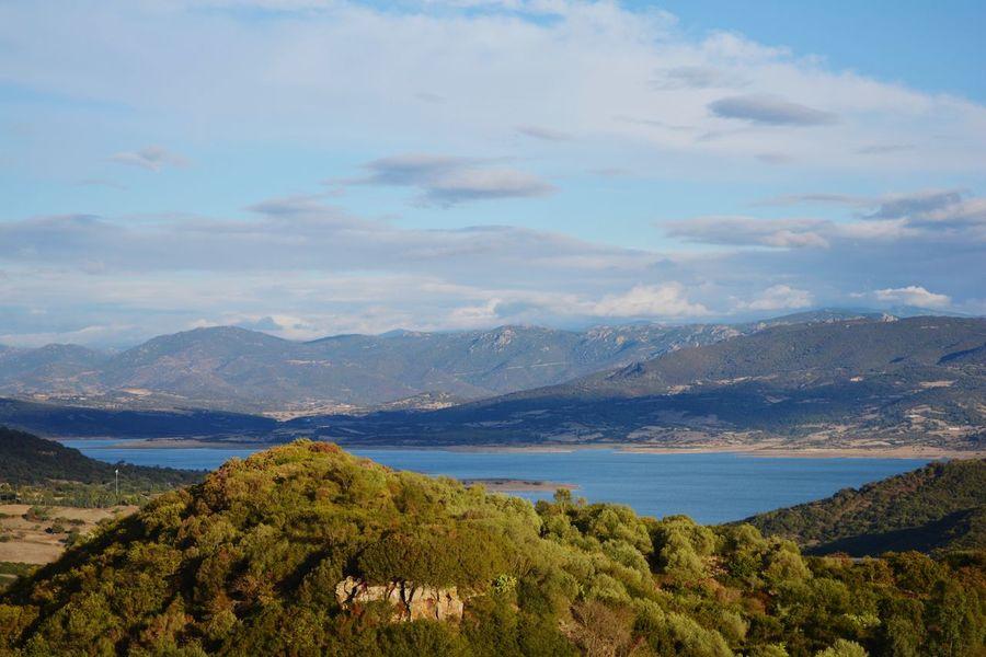 Landscape Nature Sardinia Sardegna Italy  Aidomaggiore