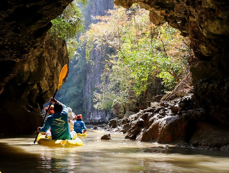Adventure Club Kyaking Adventure Time! From My Point Of View Enjoying Life Creative Light And Shadow Light And Shadow Cave Adventure Cave Tours