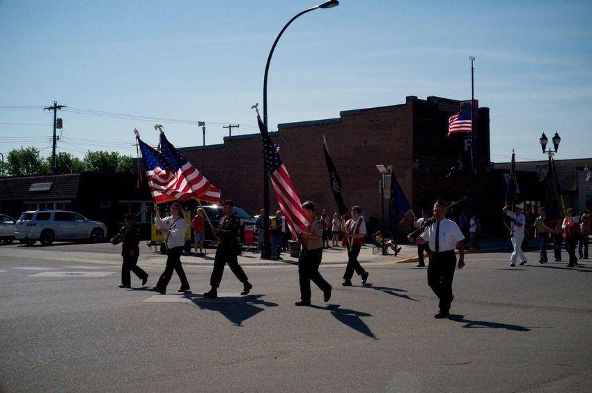 May 30, 2016 / Memorial Day / Barnesville, Minnesota Barnesville Day Memorial Day MidWest Military Minnesota Outdoors Parade Small Town Spring