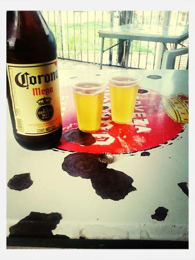 Relaxing Corona Cerveza