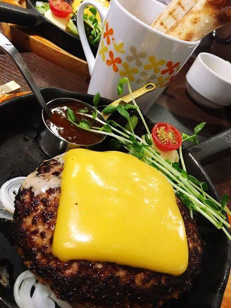 茨木市にあるツノダミート♩うまうま♩ Food Beef ハンバーグ Food And Drink 美味しい 感動の旨さ