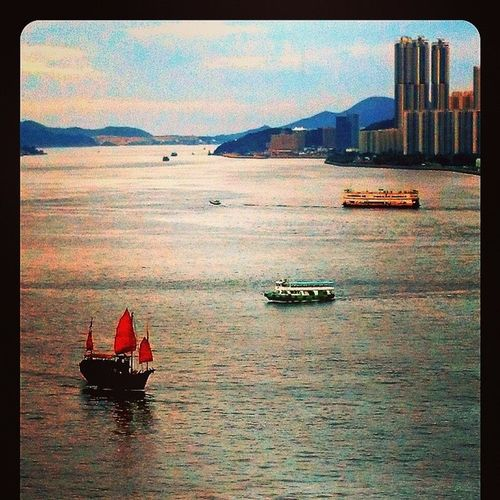 Tutoring with a view Aqualuna Hk Junk