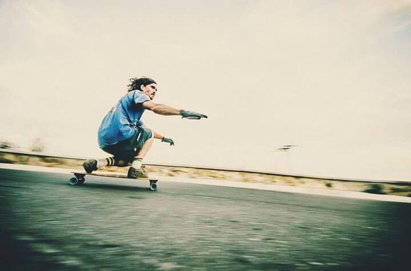 Skatelife Mazatlan Lifestyles Mexico Downhill/ Freeride Longboard Motion Extreme Sports Activity