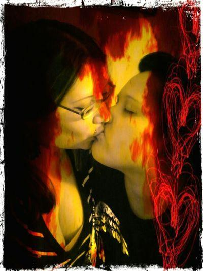 #love #lesbians # Onfire