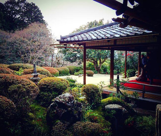 詩仙堂 一乗寺 京都 Relaxing Kyoto 庭園