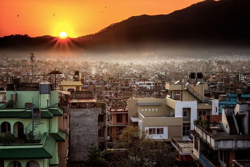 Quiet Kathmandu a few days after the massive earthquake... The Traveler - 2015 EyeEm Awards