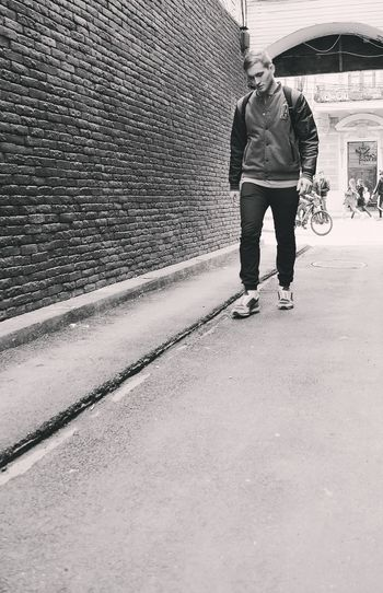 Russia Photographer Krasnodar Street Fashion Fashion Boy
