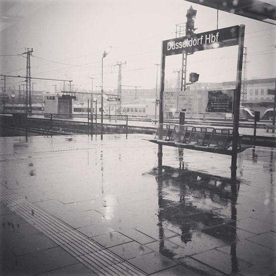 rainy dtown #rainy #day #station #rails #rain #lights #grey #sky #clouds #cloudy #alldaylong Clouds Lights Rain Sky Station Day Grey Rainy Cloudy Rails Alldaylong