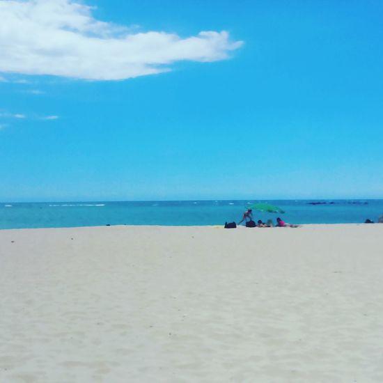 Island <3 Summer ☀ Mauritius Island  Islander Bluesky 🌈🌈🌈 Paradise Beach