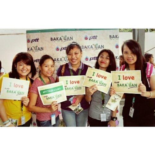 Thank you po @pttphilippines :) PTTbakaJuan Pttpphilippines ILoveBakaJuan Pttinfocaravan cavitestateuniversity